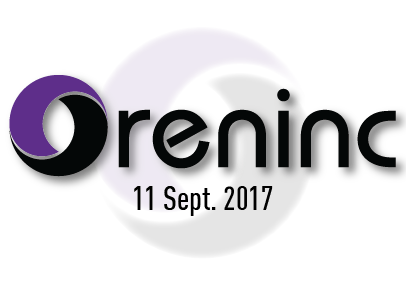 Oreninc Index Update: September 11, 2017