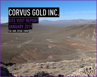 "Corvus Gold - ""He who controls the water, controls the west"""