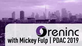 Interview with Mickey Fulp - PDAC 2019